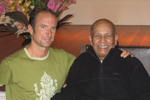 Picture of Clayton Sri K. Pattabhi Jois