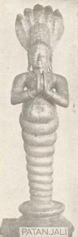 figurine image of Patanjali