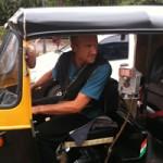 Arriving in Mysore