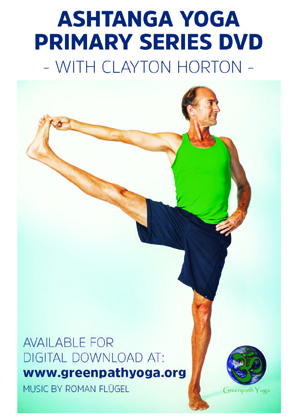 Ashtanga Primary Series DVD with Clayton Horton