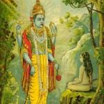 Green Vishnu Darshan