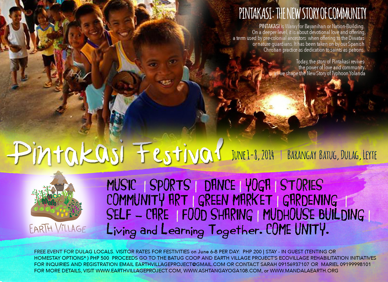 Earth Village Festival
